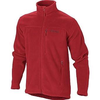 Marmot Warmlight Jacket - Men's Fire Medium