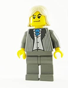 LEGO Harry Potter: Lucius Malfoy Minifigure