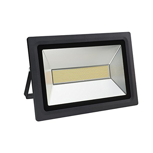Solla 200W LED Flood Light Outdoor Security Lights,17200LM,Warm White(3000-3500K),960LEDs Super Bright Led Floodlight Waterproof Landscape Spotlights Outdoor Wall Lighting (Commercial Solar Lights compare prices)