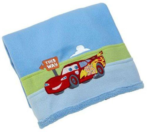 Disney Cars Scenic Fleece Baby Blanket - Radiator Springs front-101473