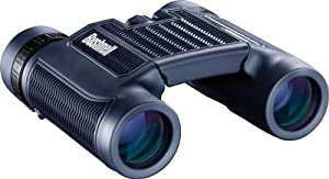 Buy Bushnell H2O Waterproof Compact Roof Prism Binocular, Black, 10 x 25-mm by Bushnell