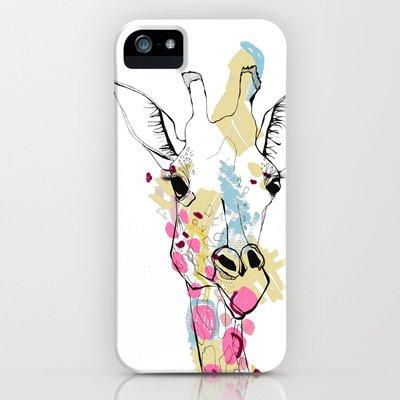 society6(ソサエティシックス) iPhone5/5sケースG-raff colour並行輸入品