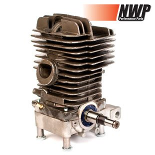 Nwp 49Mm Short Block Cylinder For Stihl Chainsaws 029 039 Ms290 Ms310 Ms390