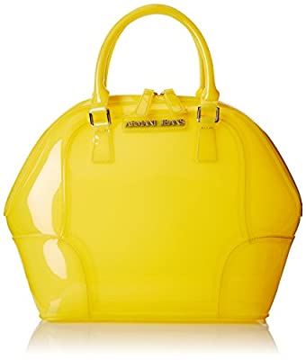 Armani Jeans Colored Jelly Bugatti Top Handle Bag