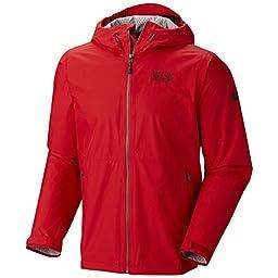 Mountain Hardwear Plasmic Jacket - Men\'s Mountain Red X-Large