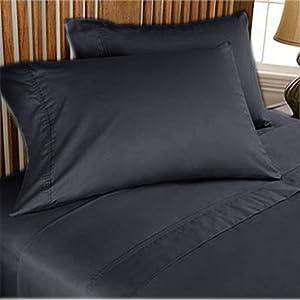 Amazon.com - 400 Thread Count Egyptian Cotton Sheet Set, Full XL