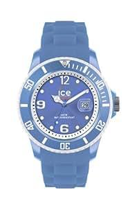 Ice-Watch Unisex - Armbanduhr Ice Paradise Analog Quarz Silikon SI.NAU.S.S.13