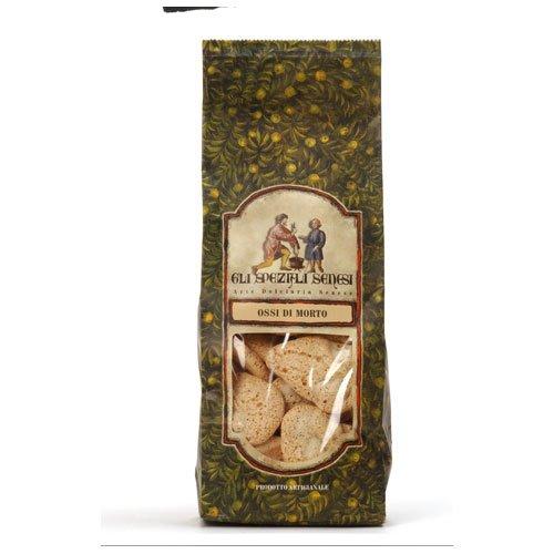 Meringue Cookies (Ossi di Morto) from Siena