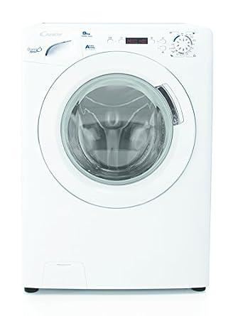 Candy GS 1392D3/1-S machine à laver - machines à laver (Autonome, Charge avant, A+++, A, B, Blanc)