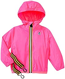 K-Way Claude Kids 3.0, Fuxia Fluo, 18M