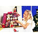 BRATZ - ADVENT CALENDAR - 24 Surprises - incl. Christmas Outfit for Bratz-Doll & a lot of Accessories