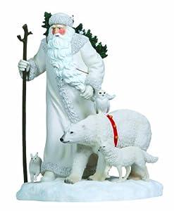 Amazon.com: Pipka Arctic Santa and Friends Figurine: Home & Kitchen