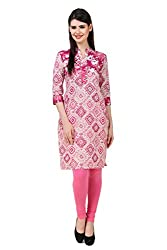 Kurti Collection pure cotton digitally printed mutiple gems ethnic kurti fabric material (Unstitched)