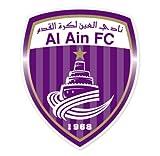 """Al Ain Sports Cultural Club - United Arab Emirates Football Soccer Futbol - Car Sticker - 5"""""""