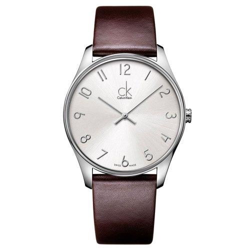 Calvin Klein K4D211G6 - Reloj para hombres, correa de cuero