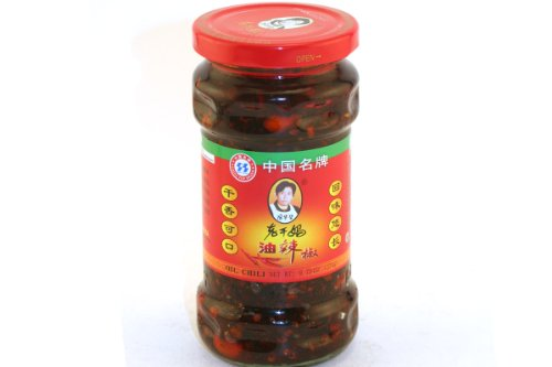 Lao Gan Ma (Black Bean in Chili Oil Sauce) - 9.88oz (Pack of 3), 9.88 ...
