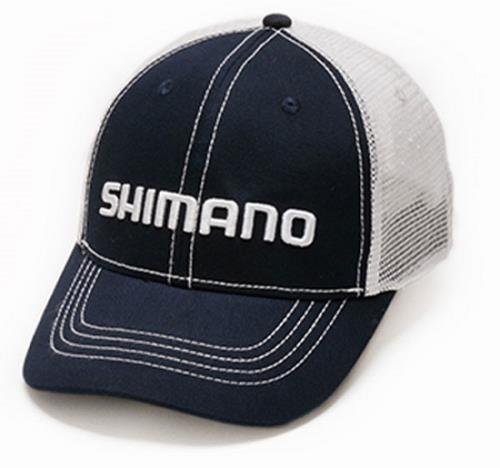 shimano-smokey-trucker-cap-navy