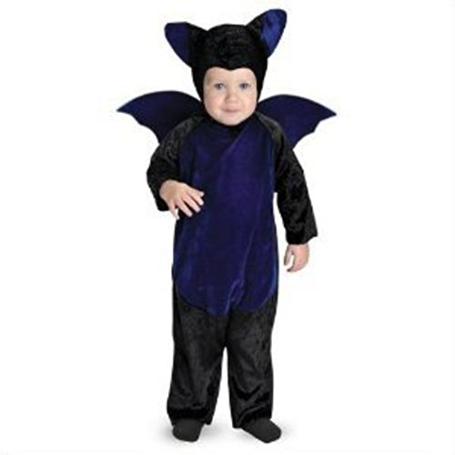Baby Bat Costume with Bracelet for Mom