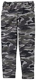 Carter\'s Baby Girls\' Print Jeggings (Baby) - Camo - 18 Months