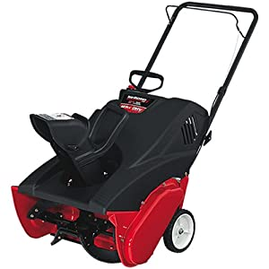Yard Machines 31A-2M1A700 21-Inch 123cc OHV 4-Cycle Gas Powered Single Stage Snow Thrower (Discontinued by Manufacturer)