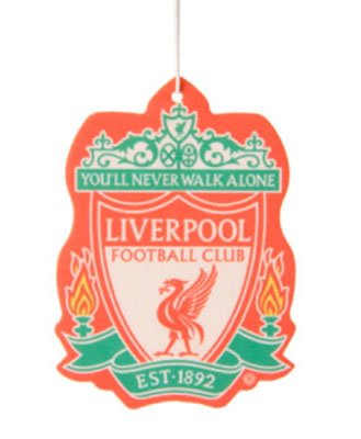 Liverpool FC Air Freshener – Football Gifts