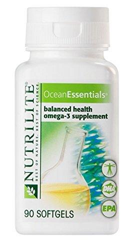Nutrilite® Ocean Essentials® Balanced Health Omega-90 Softgels