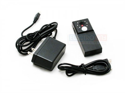 Hidden Security Surveillance MINI Motion Detect Infrared Video Camera