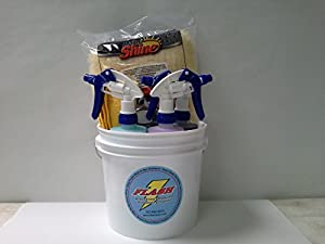 Flash Auto Detailing Kit by Flash Auto Detailing Products Inc.