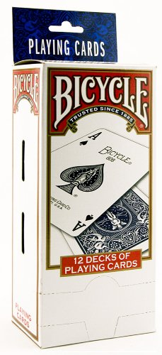 Learn More About Bicycle Poker Size Standard Index Playing Cards