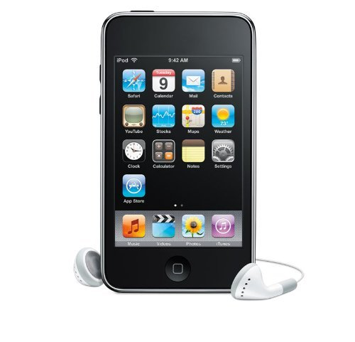 Apple iPod touch 8 GB (2nd Generation-- iPhone 