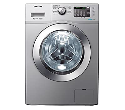 Samsung WF652U2SHSD Fully Automatic Front Loading 6.5 Kg Washing Machine (Silver)