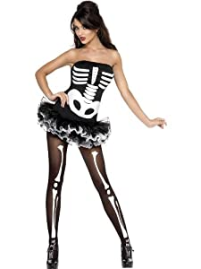 Fever Skeleton Costume (Large)