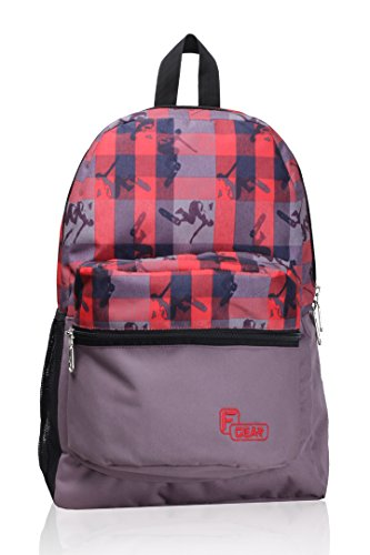 F Gear Kegger Sport P Red 17L Small Backpack  available at amazon for Rs.499