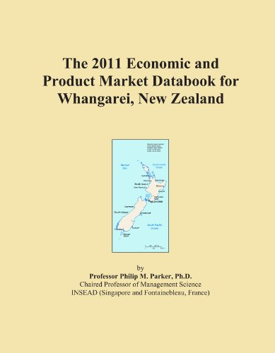 The 2011 Economic and Product Market Databook for Whangarei, New Zealand