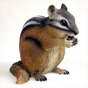 Conversation Concepts Chipmunk Standard Figurine