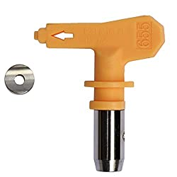 Magideal Reversible Airless Spray Gun Tip f/ Graco Titan Wagner Gun Paint Sprayer 655