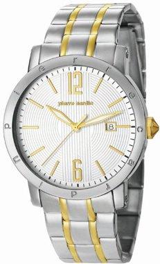 Pierre Cardin Pierre Cardin Analog White Dial Men's Watch - PC105451F05