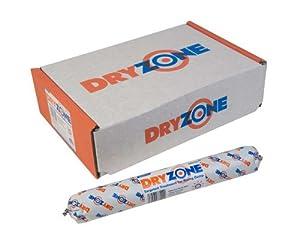 Dryzone 600ml- 10 Foil Cartridge Box- Rising Damp Treatment- DPC- Damp Proof Course Cream