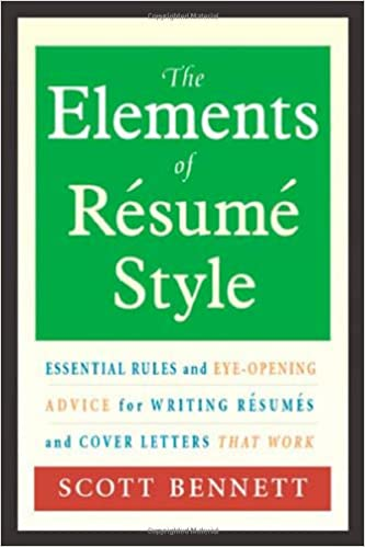 Art of resume and CV writing SlideShare    Resume Writing Rules You Can t Afford to Ignore
