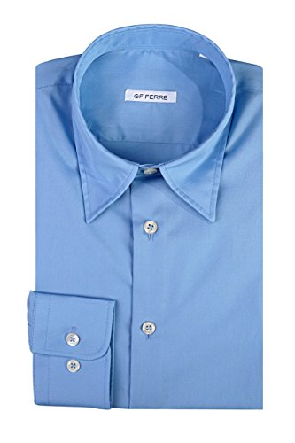 Gianfranco Ferre GF Shirt SLIM, Color: Blue, Size: 40