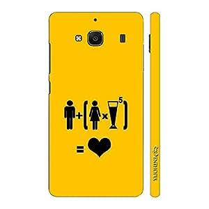Enthopia Designer Hardshell Case LOVE WOMEN N ALCOHOL Back Cover for Xiaomi Redmi 2S