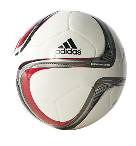 adidas Performance European Qualifier Top Glider Soccer Ball