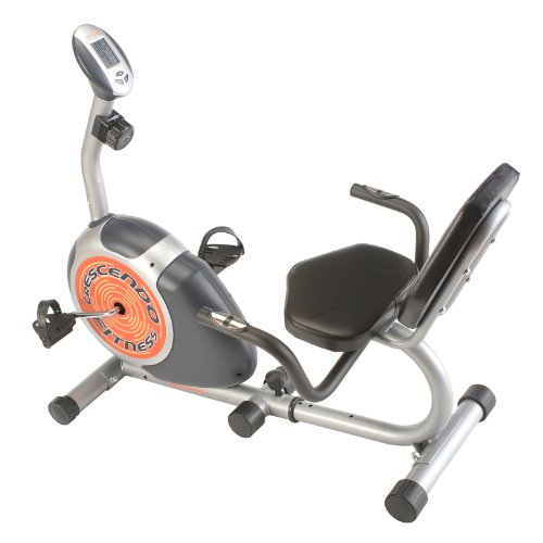 Magnetic Resistance Recumbent Exercise Bike with On-Board Computer Magnetic Resistance Recumbent Ex
