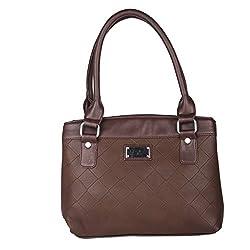 Hide Bulls Casual Pu Handbags For Women in Color Brown