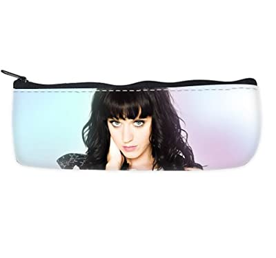 Good luck Custom Fashion sexy beauty popular singer Katy Perry Pencil Case Bag Enjoy Pencil Pouch