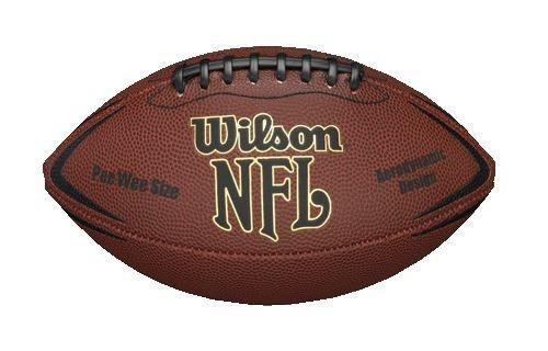 Wilson Force Pee-Wee NFL Football (Pee Wee Football Equipment compare prices)