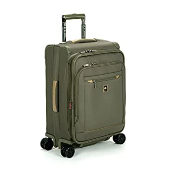delsey helium x 39 pert lite 2 0 lightweight luggage 18 inches carry on spinner suiter. Black Bedroom Furniture Sets. Home Design Ideas