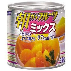 はごろもフーズ 朝からフルーツ ミックス 190g缶×24個入