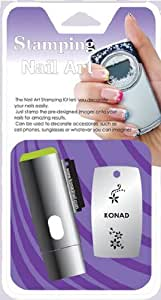 Buy Konad Stamping Nail Art Promotion Kit Online At Low Prices In India Amazon In