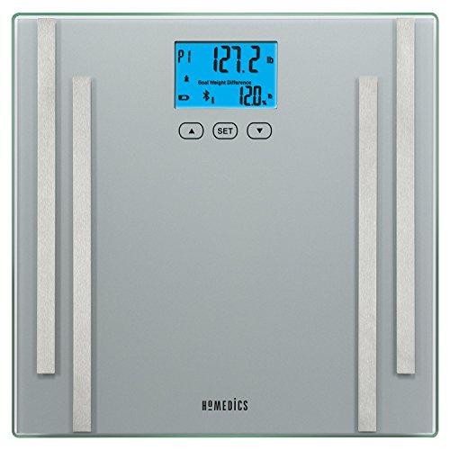 Homedics Smart Scale Body Fat Scale (Homedics Scale Body compare prices)